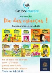 Promoção dia das crianças Educare