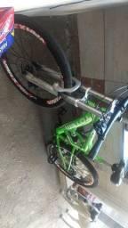 Bike suspensão