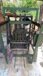Máquina De Fabricar Bloco De Concreto, Cimento