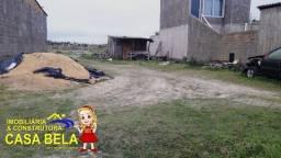 Terreno aterrado, excelente lote á venda
