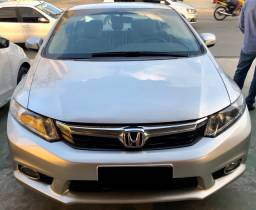 Vendo civic lxr 2.0 - ano 2014