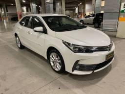 Toyota Corolla 2018 XEI Automático Novíssimo !!!!