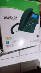 Telefone Intelbras Novo caixa lacrada