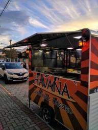 Food truck pronto para uso