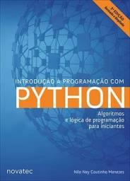 Introdução À Programação Com Python 2ª Edição
