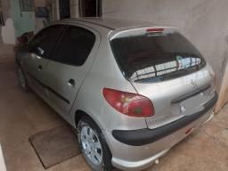Peugeot 206 sensation 1.4 flex 2006/2007
