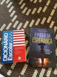 Dicionário e Livro