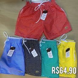 Short Praia Premium(Mauricinho)
