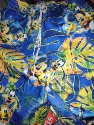 Shorts Maurícinho sublimado