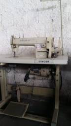 Máquina Costura Reta Industrial Singer 2491 Completa