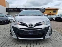 Título do anúncio: Toyota Yaris XL Plus T. Sed. 1.5 Flex 16V Aut.