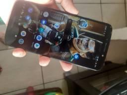 Moto G6 play 32 gigas e 3 de Ram biometria