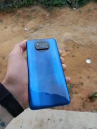 Povo X3 NFC 6 GB 64 GB 1 mês de uso