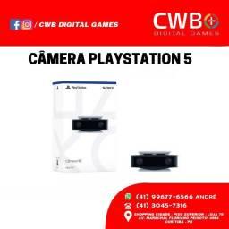 Camêra PlayStation 5.Novo,lacrado e com garantia.Loja física