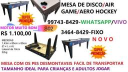 Air game # mesa de disco # aero hockey