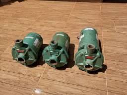 Bomba centrífoga ejetora thebe 3/4-2-3cv