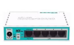 Mikrotik- Routerboard Rb750r2 (hex Lite 850mhz 64mb L4)