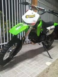 Mini moto MXF125CC 2008