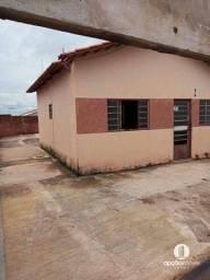 Casa com 02 Quartos à venda por R$ 90.000 - Residencial Santo Antônio - Anápolis/GO