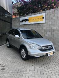 Honda Cr-V Lx 2010/2010 Blindado