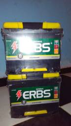 Bateria de carro Erbs 45ah lacrada