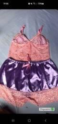 Lingerie e moda intima e feminina baby dol