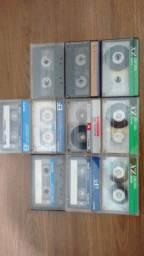 Oferta Fita K7 Sony Apenas R$ 10,00 Cada