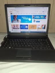 Notebook dual core,4 giga,500 HD, parcelo