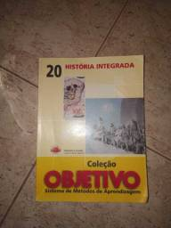 Livro teórico pré-vestibular de História geral Objetivo