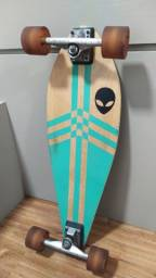 Skate Longboard Cruiser Maple Canadense