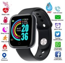 Smart Watch D20 Bluetooth
