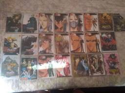 Troco dvd de anime