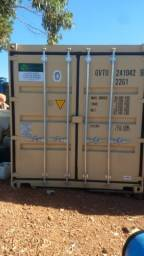 Venda de container marítimo Dry20', 6mt, novo.