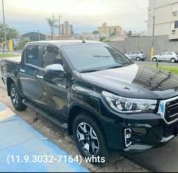 Toyota Hilux Srx 2.8 Diesel Automático 2020
