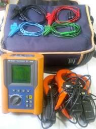 Analisador Energia ET5000 Minipa - VEGA 76 HT Instruments