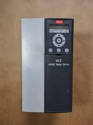 Inversor de frequência Danfoss VLT 15CV 380V AC