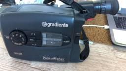 Filmadora Gradiente compacta GCP 155C