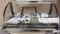 Estufa e Caixa térmica