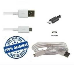 Cabo Micro USB Samsung Original tipo B com 1 metro