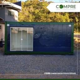 Título do anúncio: Kitnets - Container Térmico e Acústico - Hospedagem