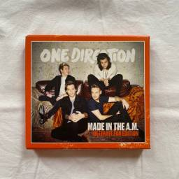 CD One Direction - Made In The AM (Ultimate FAN Edition)