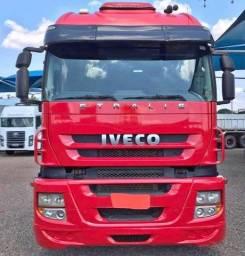 Iveco 2011 460 6x4 BUG Leve Teto Alto