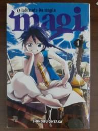 Mangá Magi Vol. 1 (Usado)