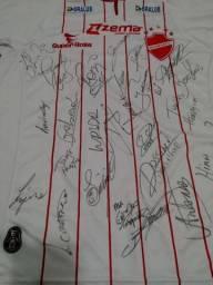Camisa Vila Nova  de jogo 2011