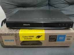 DVD Philips HDMI e USB