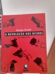 A revolução dos bichos. George Orwell