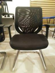 Vendo cadeiras usadas para escritório em excelente estado