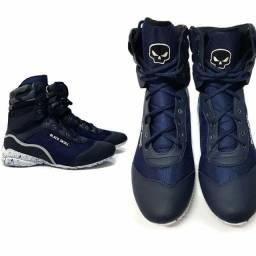 A venda botas