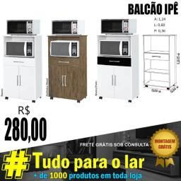 Balcão Ipê