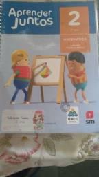 Kit livros 2 ano Aprender juntos